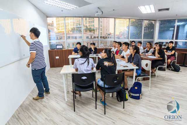 Orion Tuition Centre O Level Classes